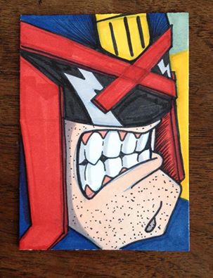 Presidents Day Sketch Cards