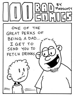 Dadperks