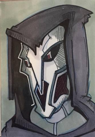Inktober Reaper