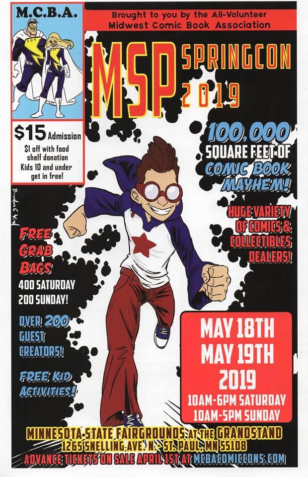 MSP Spring Con 2019